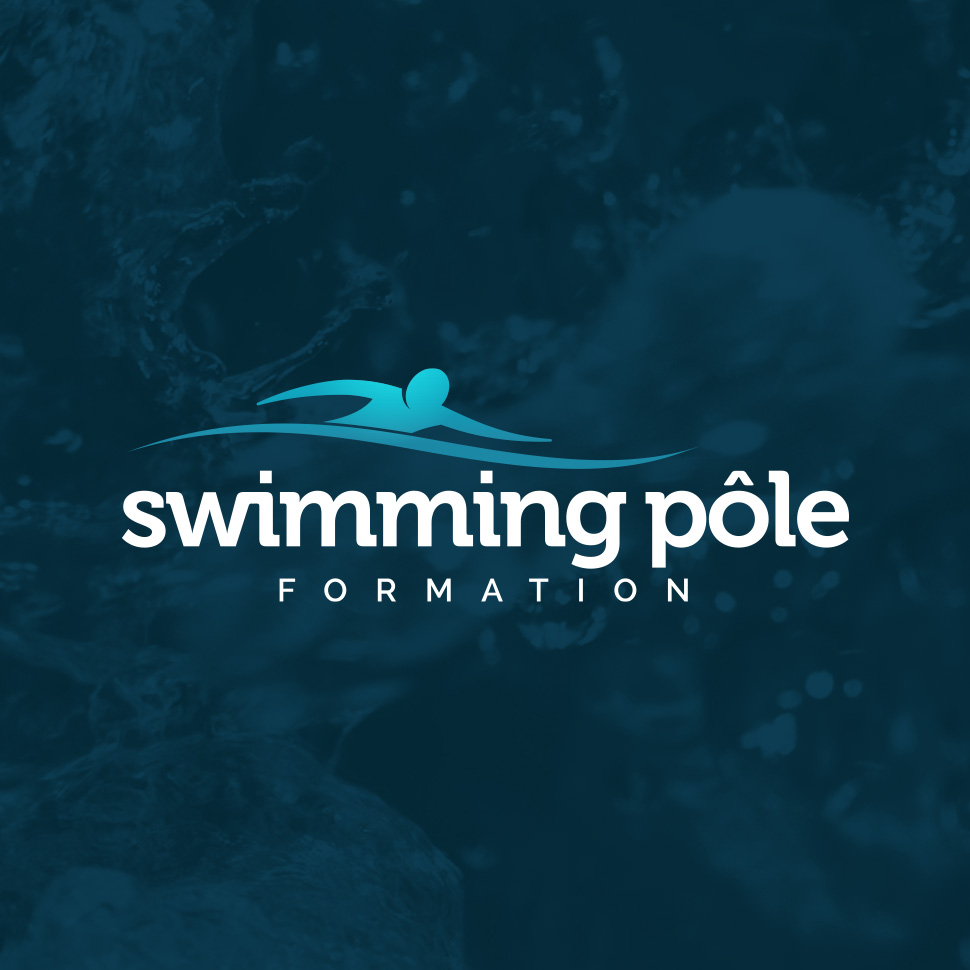 logos swimming pole normandie