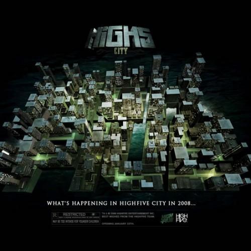 modélisation 3d retouche highfive city